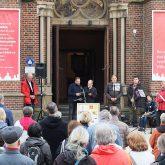 Bündnis Herne, Gottesdienst an der Kreuzkirche