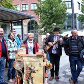 Extraschicht 2015 - Hülsmann Brauerei, Spielmann Michel von der Voelkelweyde