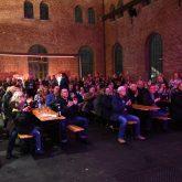 Rund 100 Besucher kamen zu dem Mini-Festival Under the Moon.