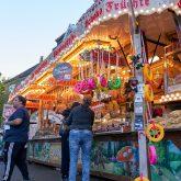 Das Herbstfest in Eickel startete bei bestem Herbstwetter.