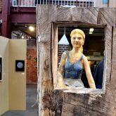 Zur 24. Kuboshow zeigten 100 Künstler ihre Werke in den Flottmannhallen.