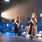 Das neue Stück des Tanztheaters Ensample in den Flottmann-Hallen.