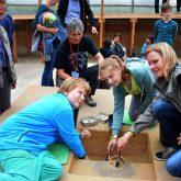 Extraschicht 2015 - Archäologie-Museum.
