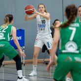 DBBL-Pokal 2020 / 2021: HTC vs. Flippo Baskets BG 74