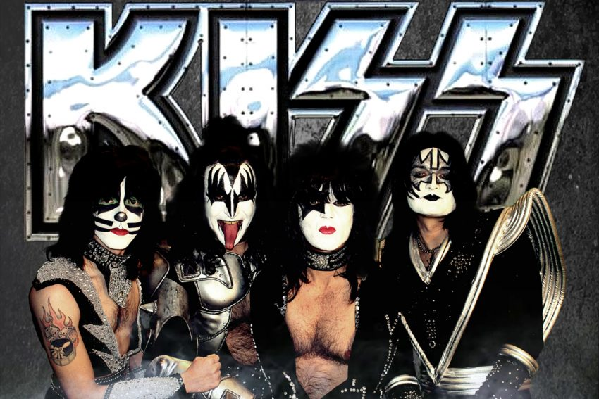 The Kiss Tribute Band.
