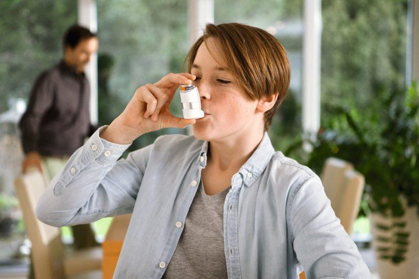 Bei Jungen bis 14 Jahren wird häufig ein Asthma diagnostiziert. Deshalb ist es wichtig, Asthma früh zu erkennen und konsequent zu behandeln.