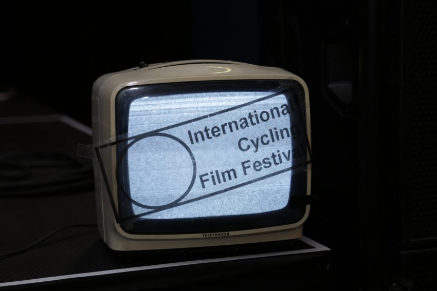12. Fahrradfilm-Festival in den Flottmannhallen.