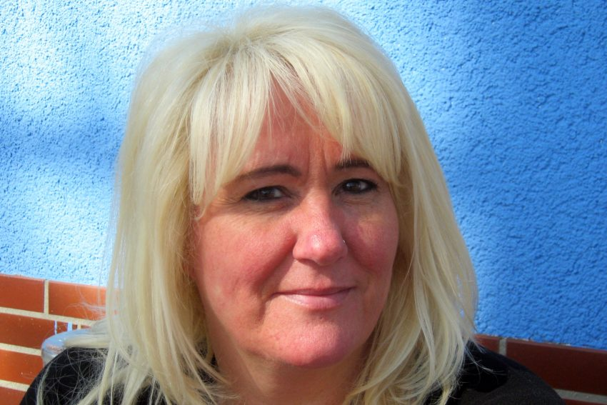 Sabine Schmidt.