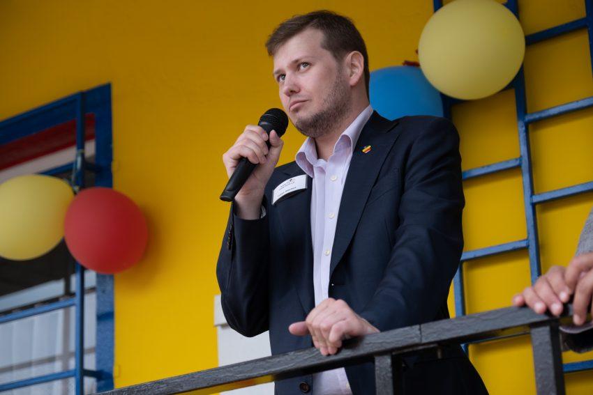 Tobias Weichert.