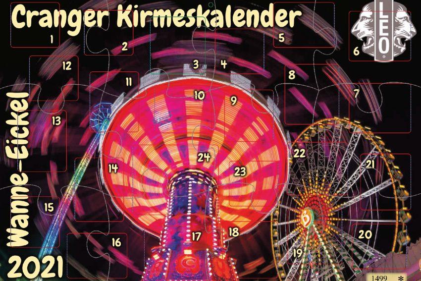 Cranger Kirmeskalender 2021.