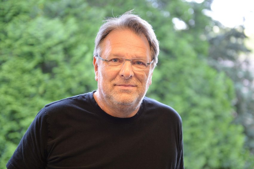 Wolfgang Berke.