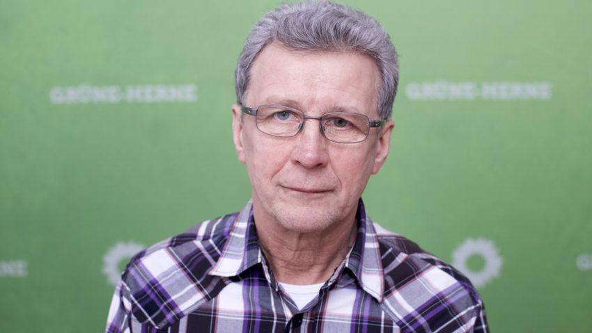 Gerhard Kalus, Sachkundiger Bürger im Umweltausschuss der Stadt Herne.