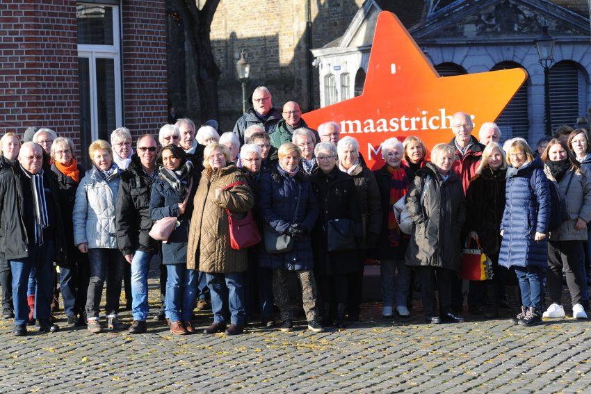 Mitglieder der CDA Herne fuhren nach Maastricht.