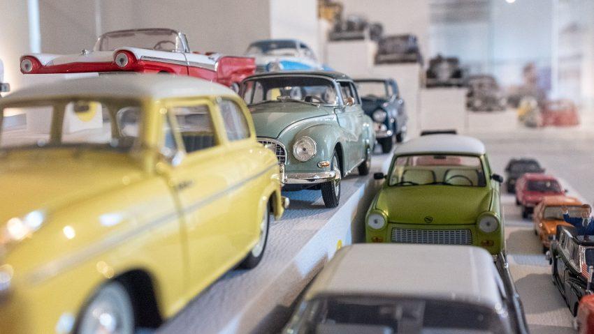Ausstellung Spielzeugwelten im Schloss Strünkede