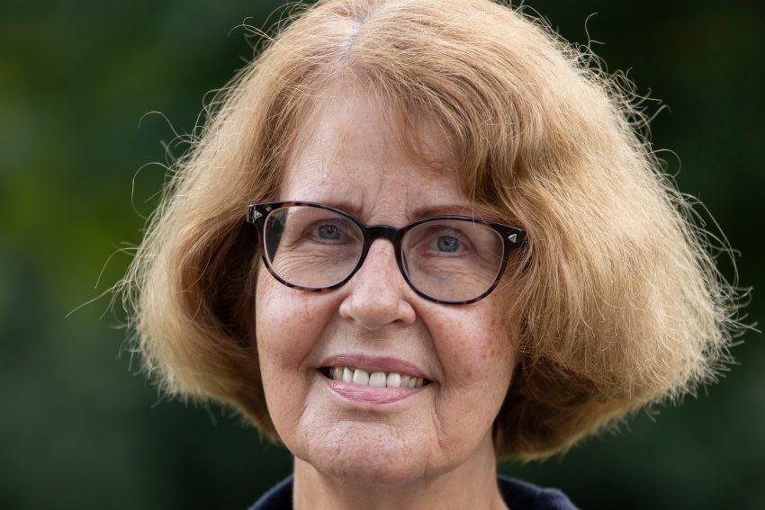 Sabine Hahn war viele Jahre Richterin am Landgericht Wuppertal und stellt sich dem Gespräch in der Lutherkirche.