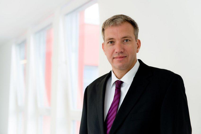 Andreas Schlüter, Hauptgeschäftsführer Knappschaft Kliniken GmbH.