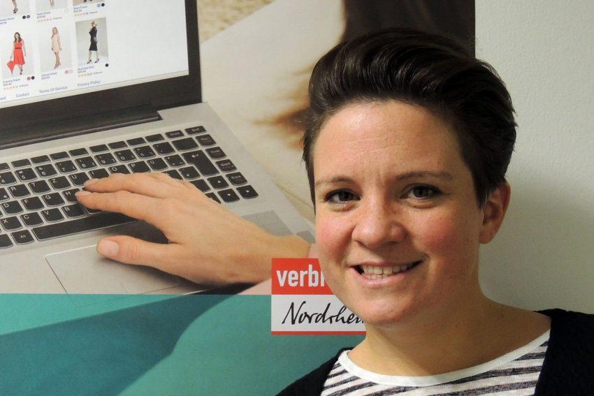 Veronika Hensing von der Verbraucherzentrale Herne.