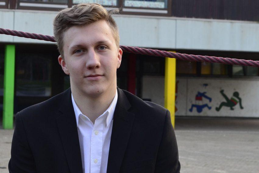 Jascha Hoppe - Schüler Union.