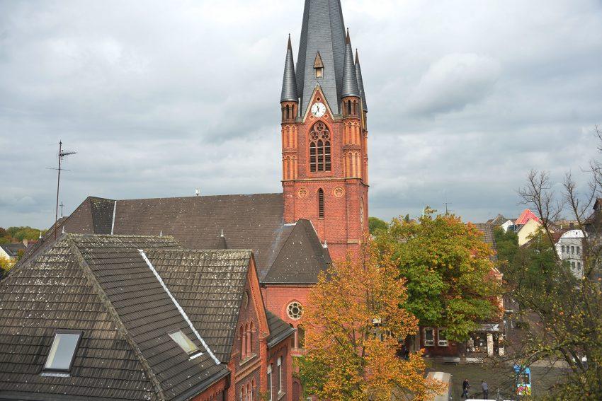 Christuskirche in Wanne.