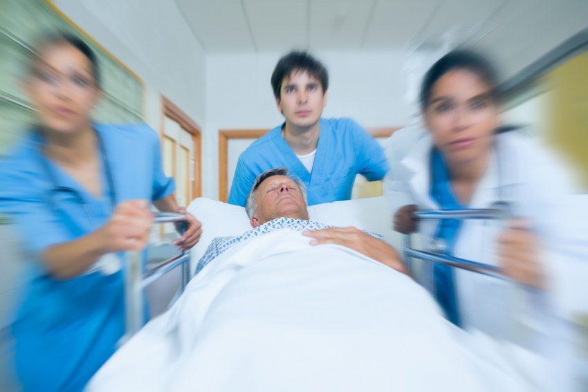 Kreislauferkrankungen sind nach wie vor die häufigste Ursache für einen Krankenhausaufenthalt in Herne.