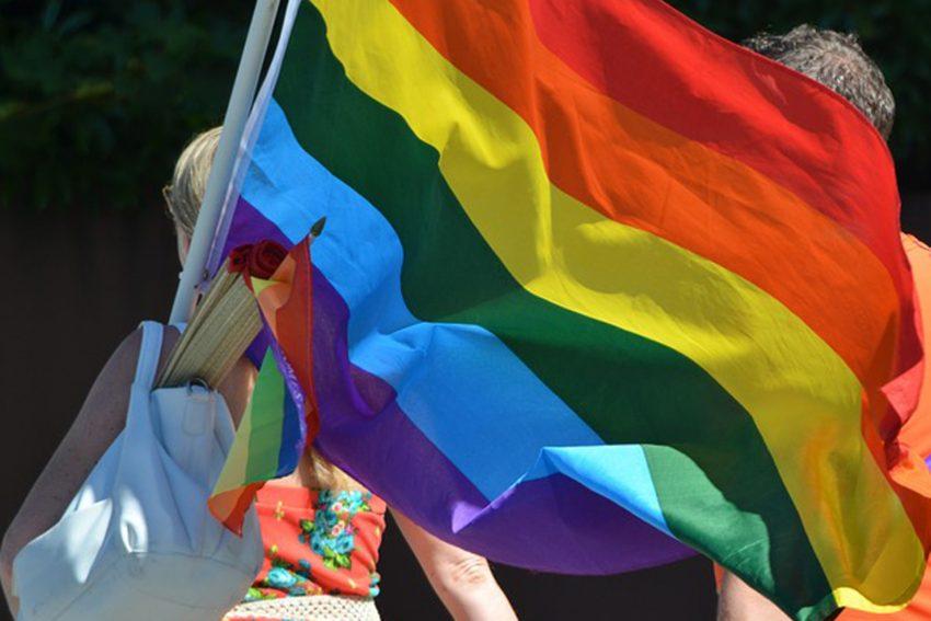 Die Regenbogenflagge wird am 17. Mai 2020 erstmals auf dem Rathaus Herne wehen.
