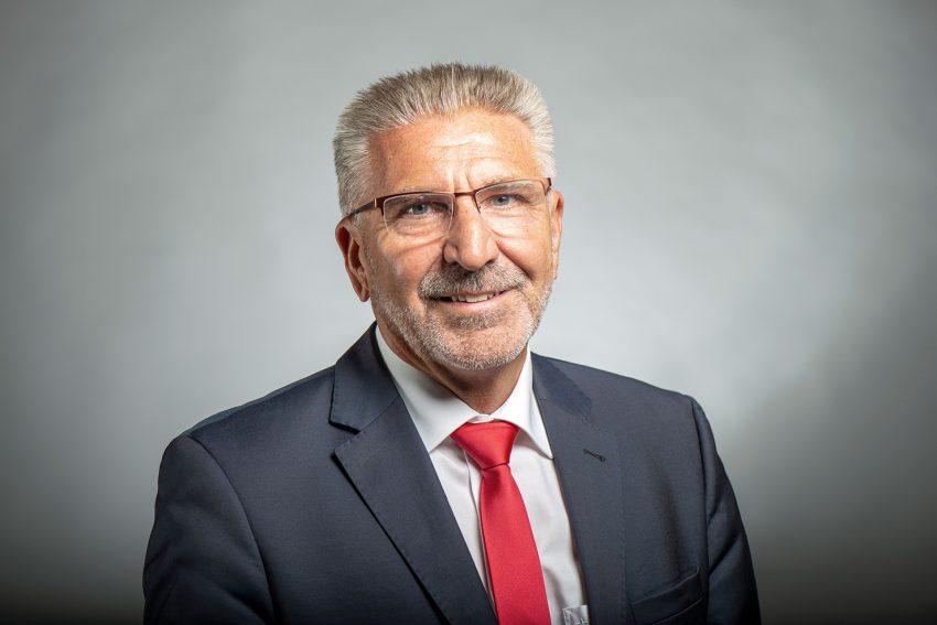 SPD-Kandidat für das Amt des Bezirksbürgermeisters in Eickels: Arnold Plickert.
