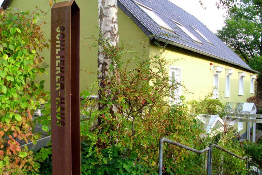 Das Schlieker-Haus in Bochum-Querenburg.