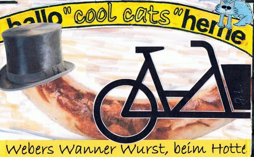 Am Gleiscafé gibt es jetzt Wurst made in Wanne - Fleischermeister Weber macht es möglich.