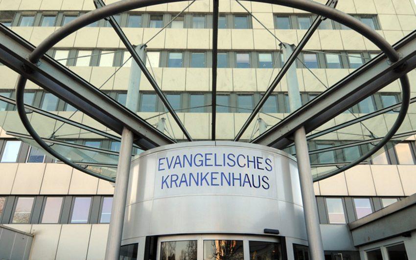 Evangelisches Krankenhaus Wiescherstraße.