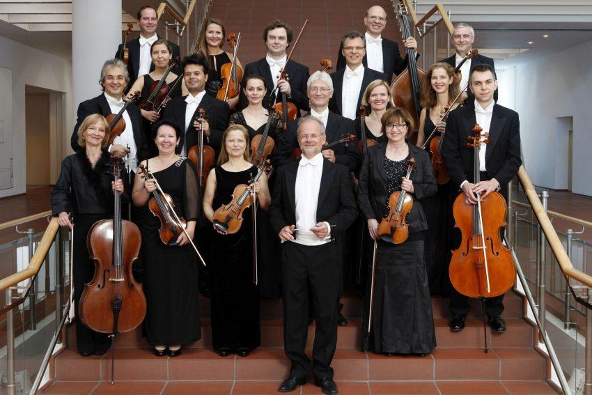 Sinfonietta Streicher aus Köln.