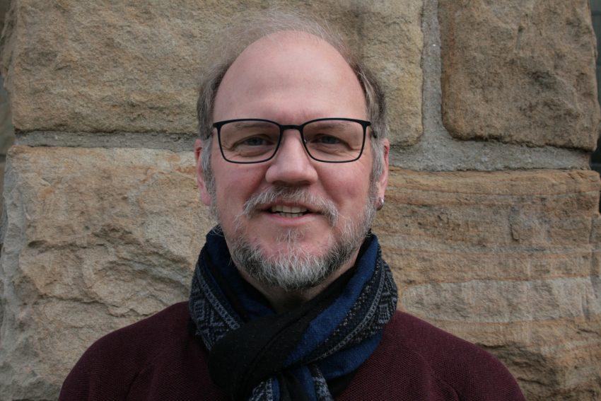 Pfarrer Jörg Zogass geht in den Ruhestand.