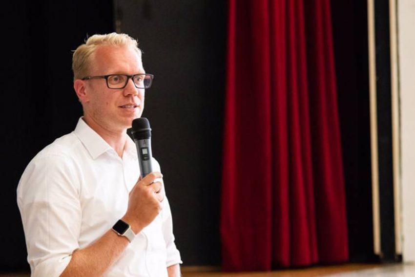Hendrik Bollmann wurde am 6.3.2019 in den Sprecher-Kreis der Ruhr-SPD berufen.
