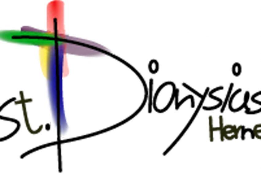 Das neue Logo und die Preisträger.