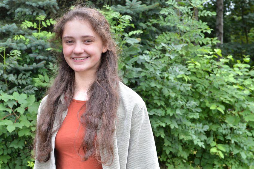Theresa Bommert wird für zehn Monate in Michigan (USA) leben. Ihre Patin ist die SPD Abgeordnete Michelle Müntefering.