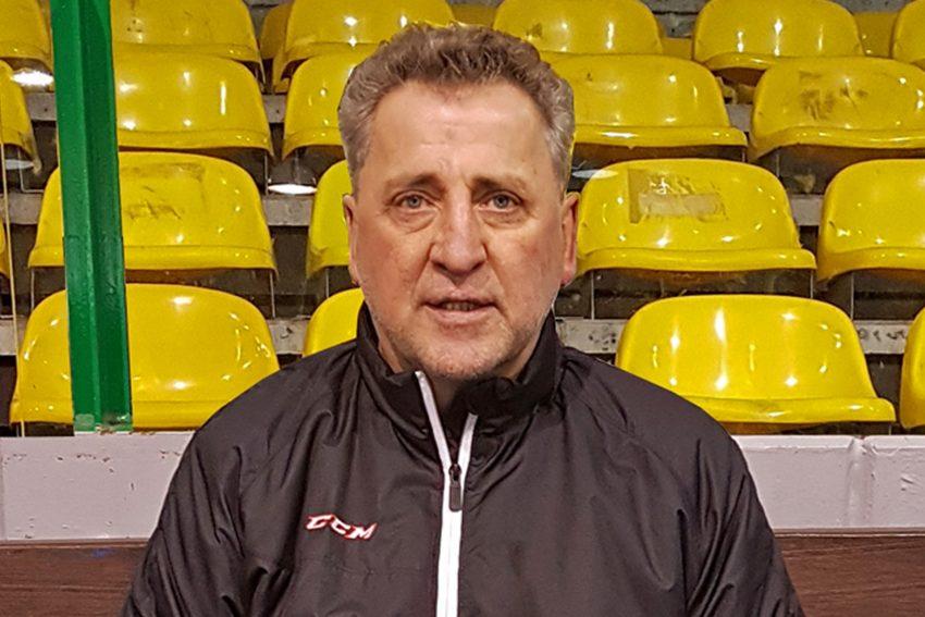 Uli Egen - neuer Trainer beim HEV.