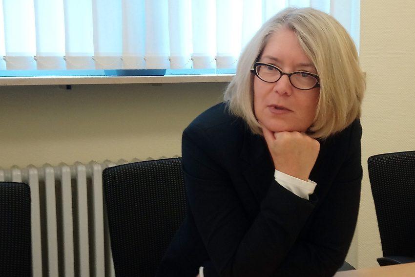 Kerstin Wittmeier.