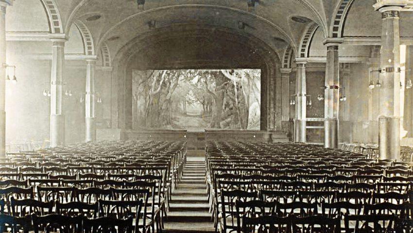 Das erste kommunale Kino in Herne.
