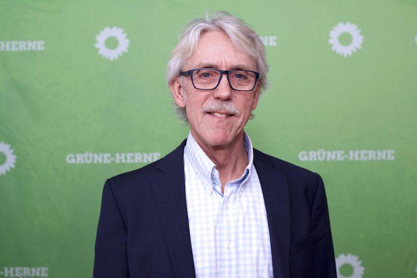 Jürgen Ortmann - Sprecher des offenen Arbeitskreises Mobilität.