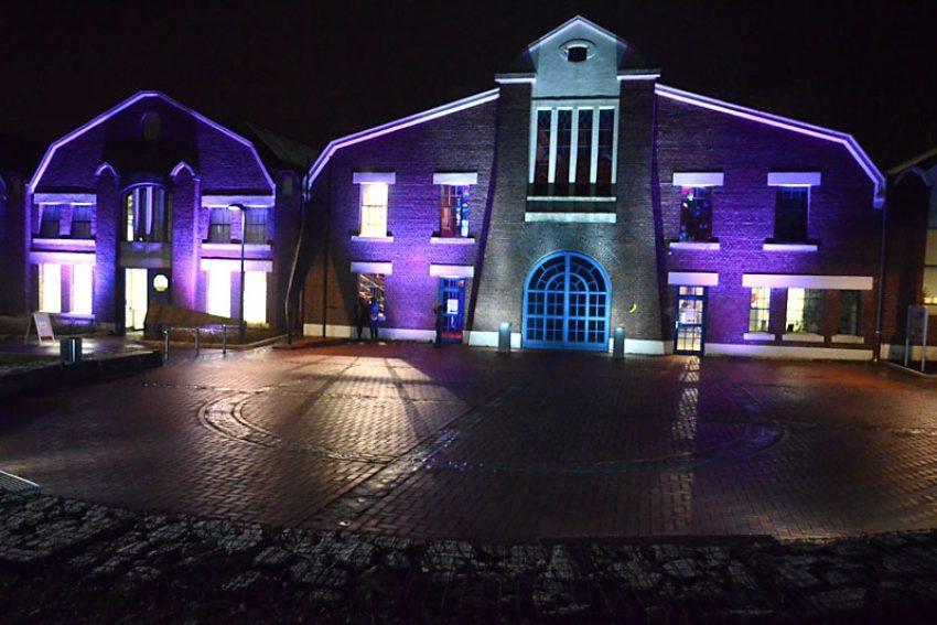 Flottmannhallen.