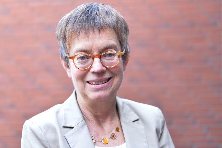 Sabine Schirmer-Klug, Leiterin der Gleichstellungsstelle Herne.