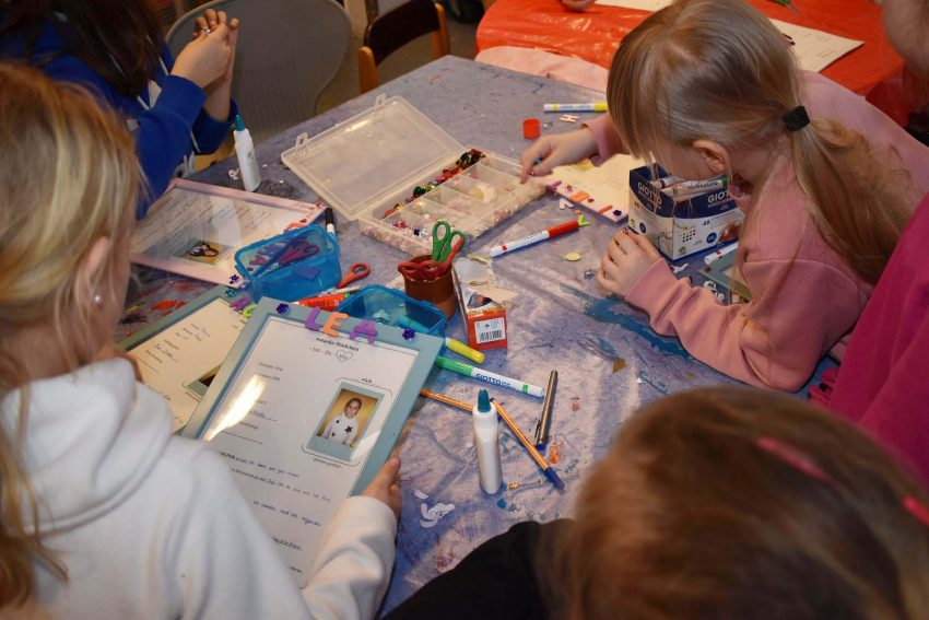 Mädchentag in dem Kinder- und Jugendzentrum Die Wache.