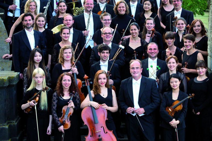 Französische Kammerphilharmonie.