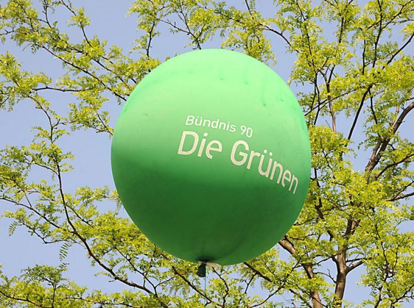 Die Grünen.