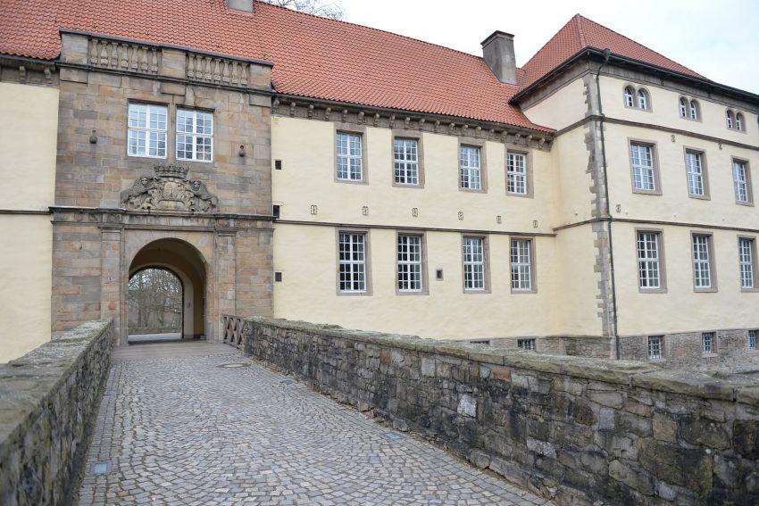 Schloss Strünkede.