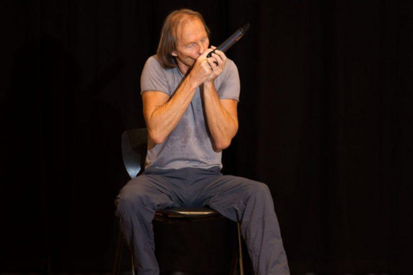 Kabarettist und Schauspieler Eisi Gulp.
