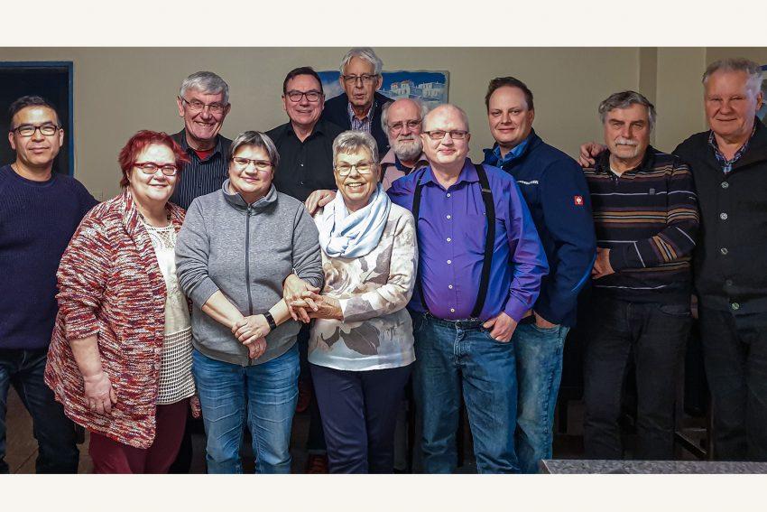 SPD Eickel wählt Vorstand 2020.