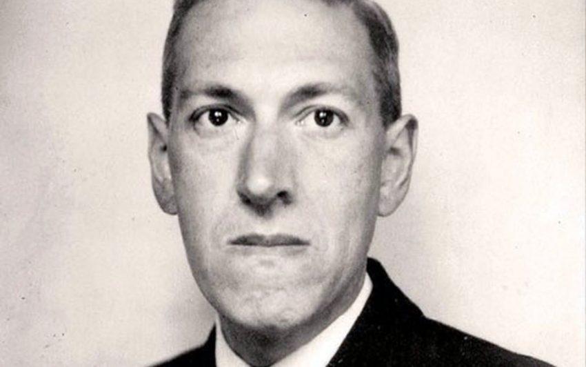 H.P. Lovecraft.