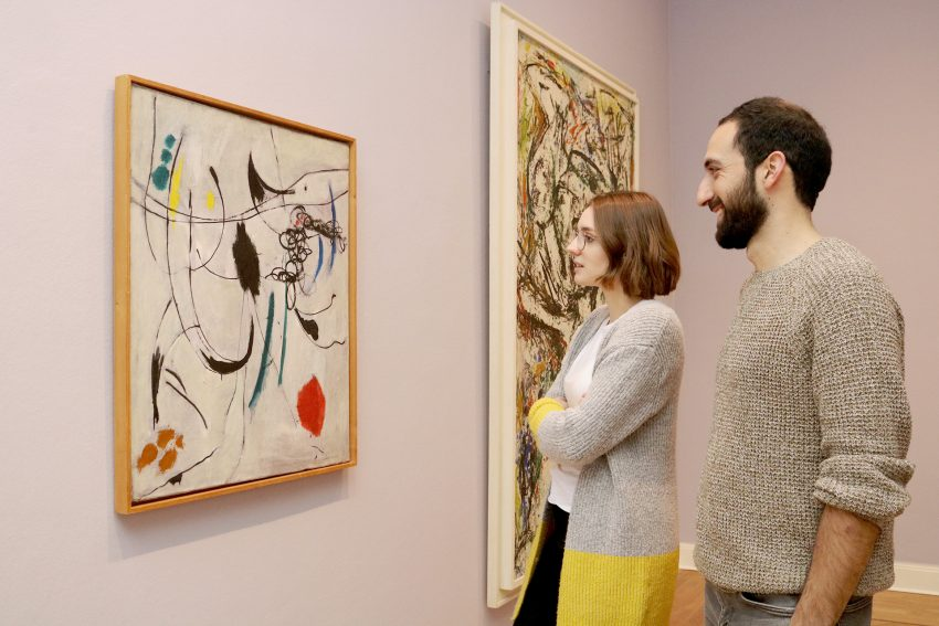 Neue Ausstellung Beauty Is A Line im Picasso-Museum.