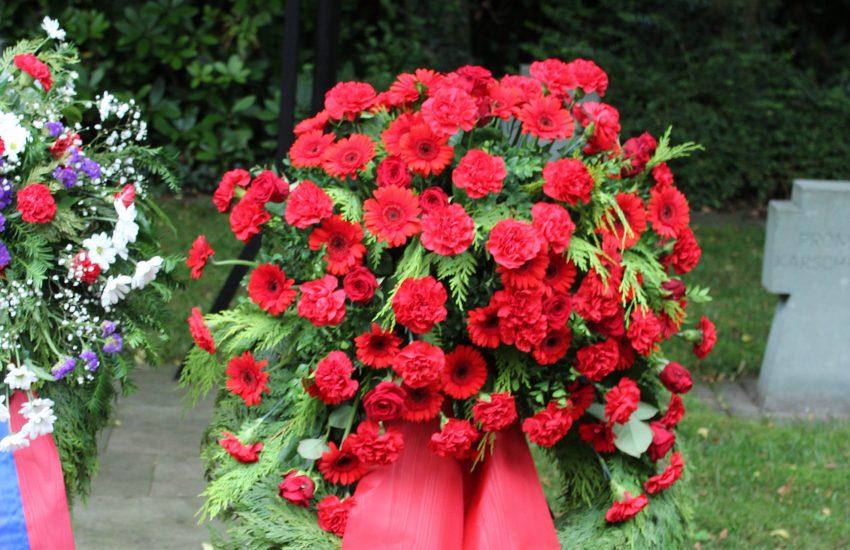 Gedenken an die Opfer des Überfalls auf die UdSSR.