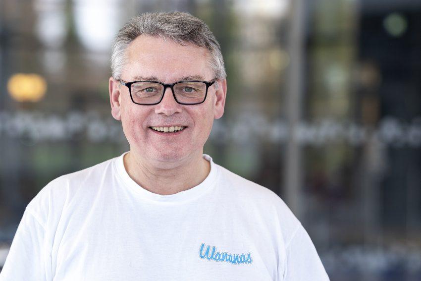 Lothar Przybyl, Geschäftsführer der Herner Bädergsellschaft (HGB), im Freizeitbad Wananas, am Samstag (15.02.2020).